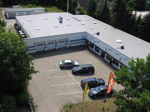 Aussenansicht der Firma Schmiedt GmbH in 38118 Braunschweig Veltenhof Heesfeld 14