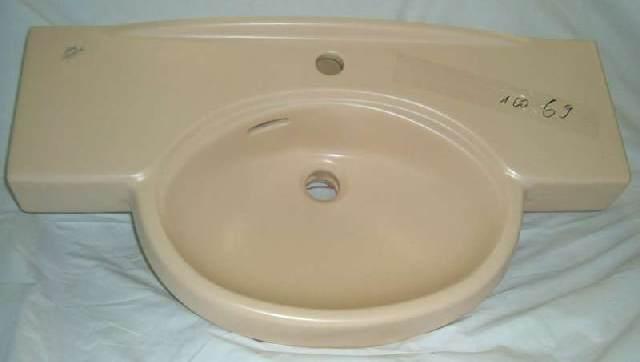Handwaschbecken Isabella 80 cm anemone