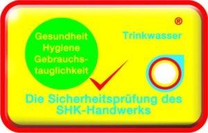 Trinkwasser Wasser-Check Logo