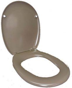 balibraun WC-Sitz-fue Planos oder Colani