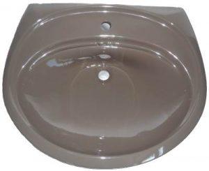 balibraun-Waschtisch-Villeroy und Boch-Gran-Gracia-70-cm-braun-
