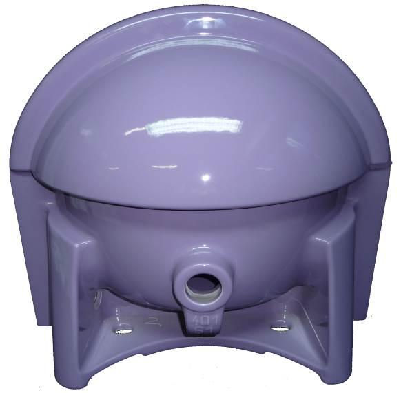 Waschtisch lilac 401 Darling von hinten