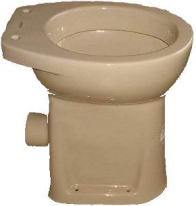 Duravit Stand-Flachspüler-WC bahamabeige
