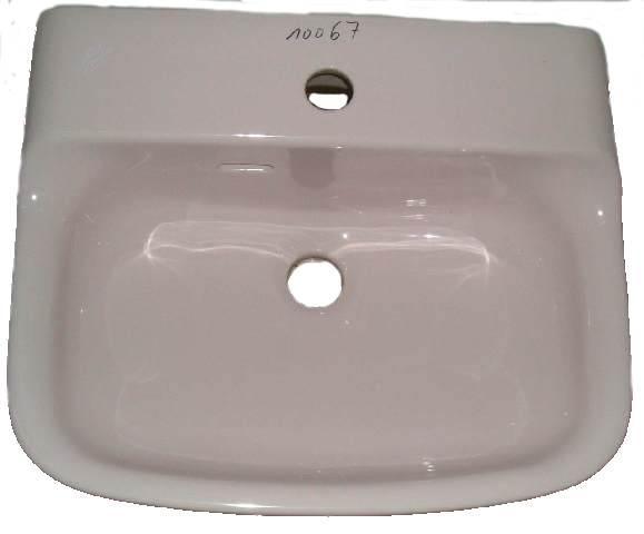 Handwaschbecken 45 cm Ideal Standard TONCA whisperrosa