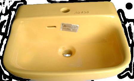 Handwaschbecken Ideal Standard Tonca 45x36cm in Altfarbe curry