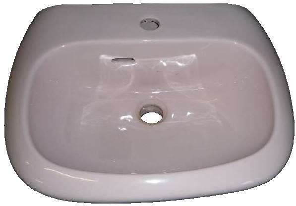 Handwaschbecken Ideal Standard Aero 50 cm whisperrosa