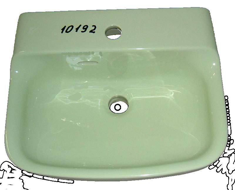 Handwaschbecken Ideal Standard TONCA 45 cm whispergrün