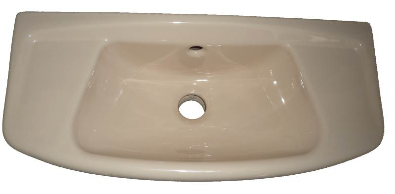 Villeroy + Boch Handwaschbecken Omnia 7328-50 Handwaschbecken 52x24-cm