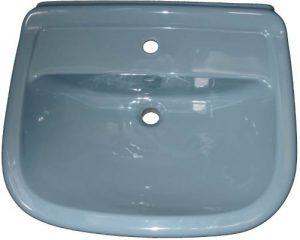 Waschbecken Villeroy und Boch MAGNUM in Altfarbe bermudablau 65cm