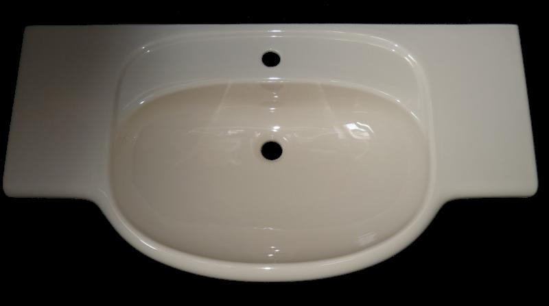 Mango Möbel-Waschtisch-100 cm-natura