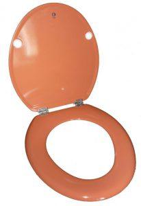 Olfa-WC-Sitz 440 in Altfarbe carneol