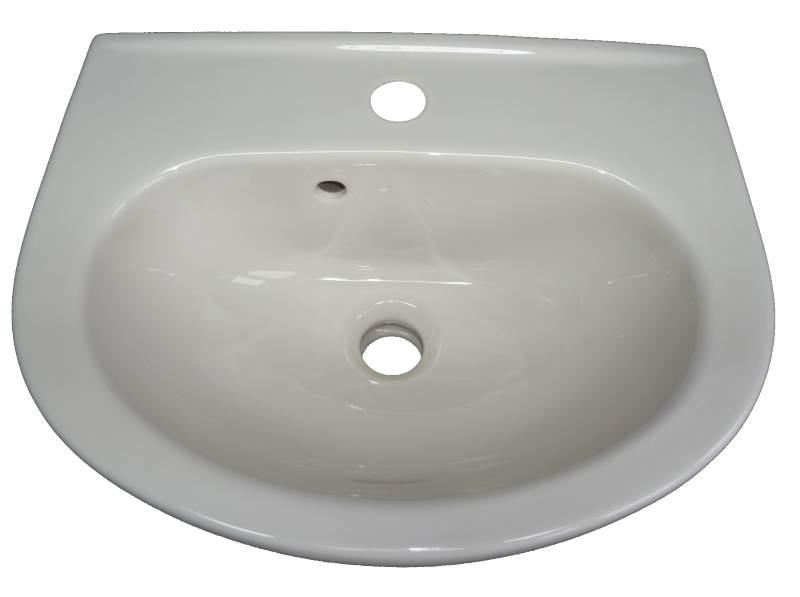 Pergamon Handwaschbecken 45 cm