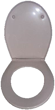 WC-Sitz Sanit 7000 whisper rosa