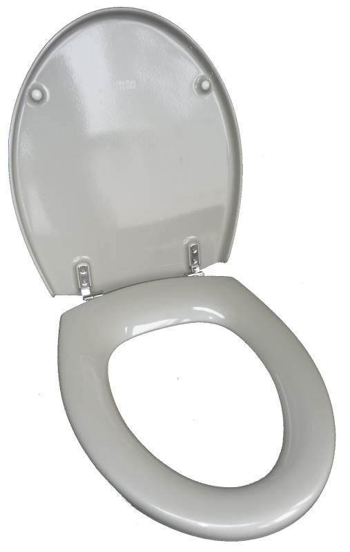 WC-Sitz Mondea in Auslauffarbe brodway