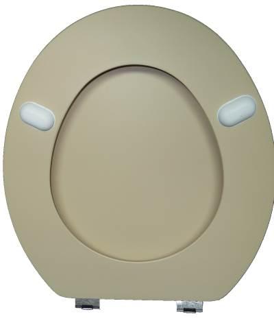 WC-Sitz Olfa anemone von unten