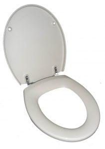 WC-Sitz-Orphea in Auslauffarbe / Altfarbe broaday