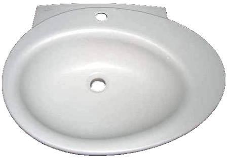 Waschbecken 60cm V&B Aveo-7132V6