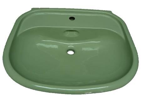 Waschbecken Keramag Mango 70cm 253500-mit-kleinen-Beschädigungen