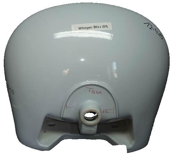 Waschbecken Ideal Standard INGA 70cm in Altfarbe whisperblau