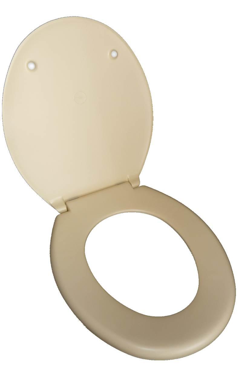 vanille-WC-Sitz-Princess-geöffnet
