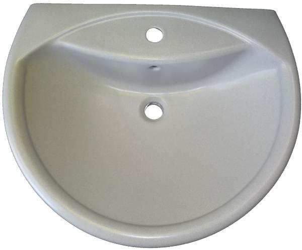 Waschtisch Villeroy und Boch Arriba Granni Perle 65x52 716665