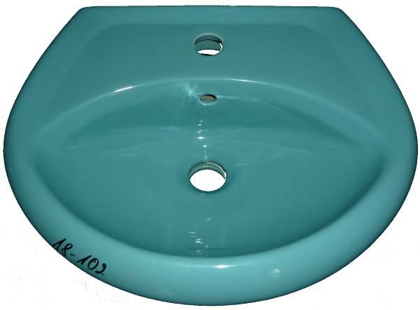 calypso Handwaschbecken 45x36cm V&B Viala 7361-45 Bild1