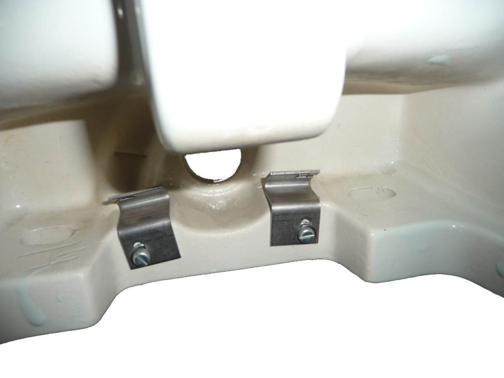 ägäis Handwaschwecken 48x38 Ideal Standard Kimera mit Halbsäule Bild 2