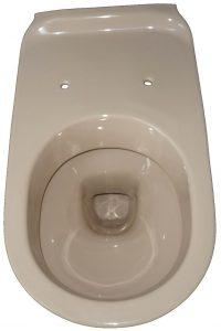 bahamabeige Wand-Tiefspül-WC Keramag Mango 2055 Bild 1
