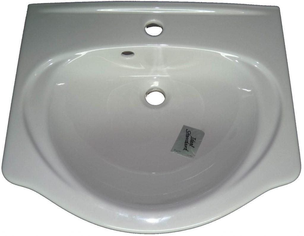 manhattan Möbel-Waschtisch 55x45 cm Ideal-Standard Isabella 550 Bild 1