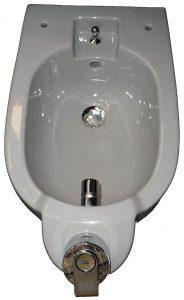 manhattan Wand-Bidet Ideal-Standard Noblesse 5252 mit Armatur Bild 1