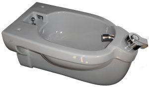 manhattan Wand-Bidet Ideal-Standard Noblesse 5252 mit Armatur Bild 2