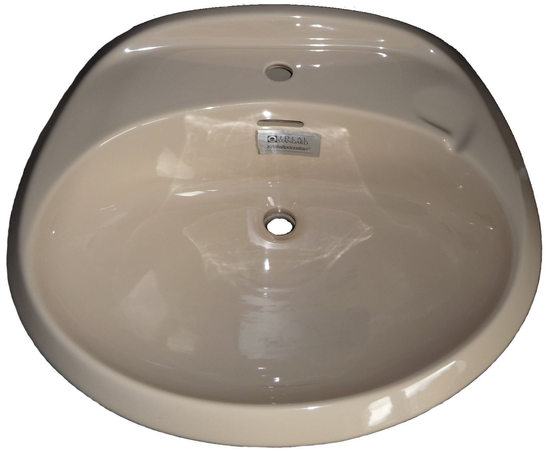bahamabeige Waschbecken 61 cm Ideal-Standard Ronsal Bild 1