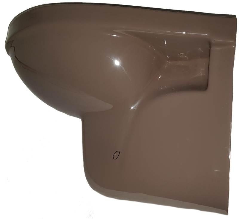 balibraun Wand-WC Tiefspüler Warneton Bild 4 mit Beschädigung #18-138