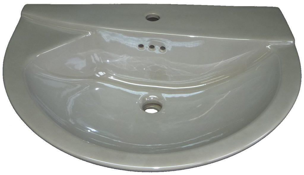 broadway Waschtisch 70x52cm Villeroy und Boch HELIOS 715870 Bild 1