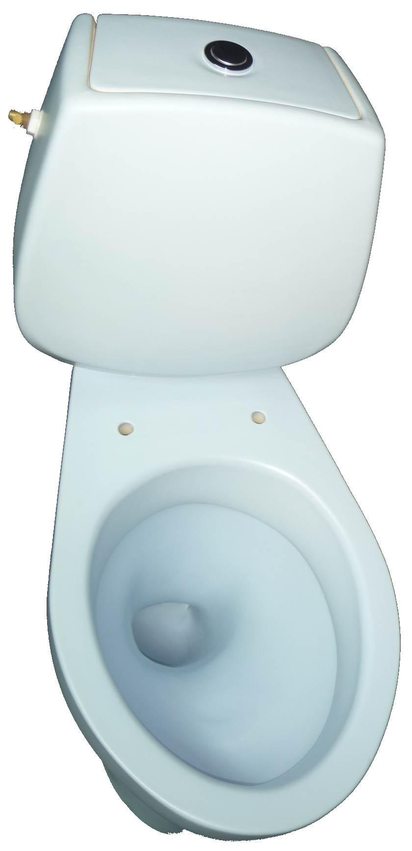 crocus Stand-WC-Kombination Warneton 444 2709 Bild 2