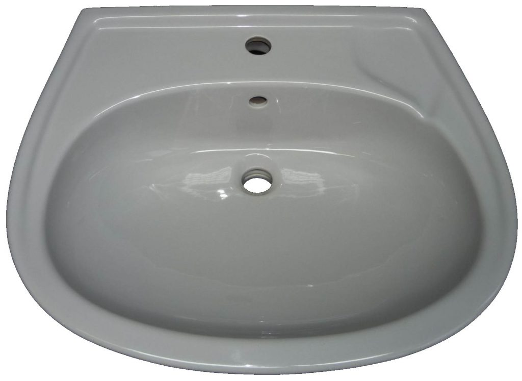 manhattan Waschbecken 60x50 cm VITRA B-Ware