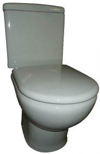 ägäis Stand-WC-Kombination Roca MERIDIAN Bild 1