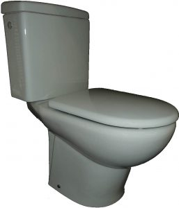 ägäis WC-Kombination Roca Meridian