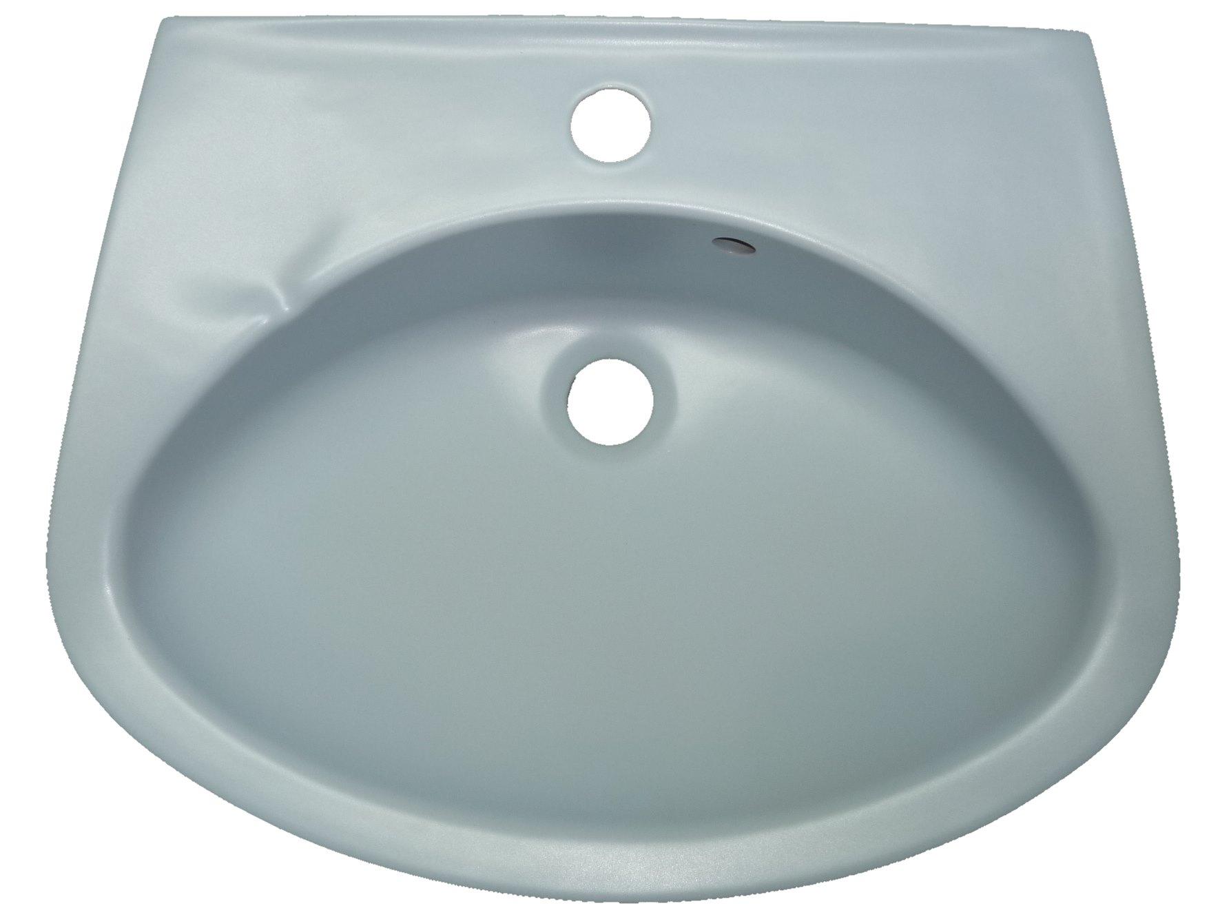 crocus Handwaschbecken 50 x 40 cm Warneton