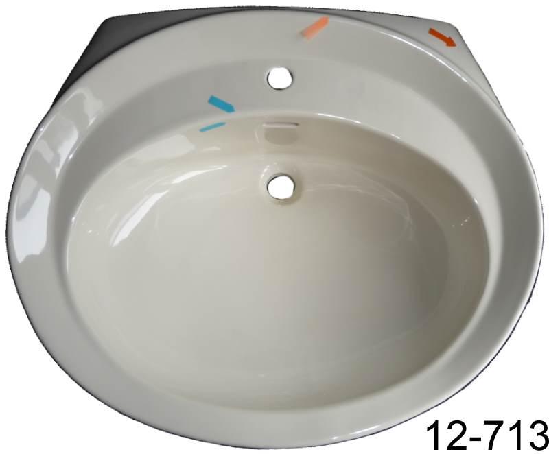 indisch elfenbein Waschtisch 70 cm Ideal Standard Ron Royal B-Ware Bild 1